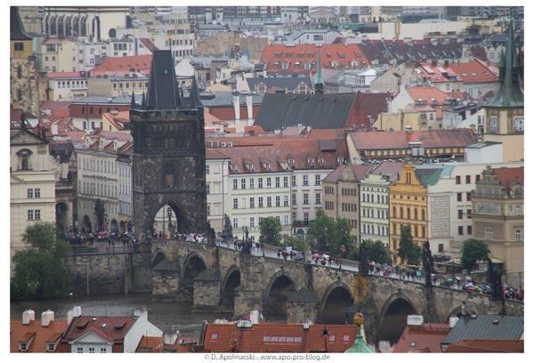 Prag: Karls Brücke