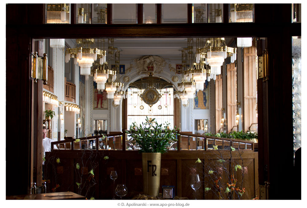 Prag: Restaurant