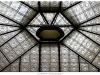 Prag, Passagen, Dachkonstruktion, Fenster