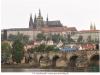 Prag: Karls Brücke von der Altstadt