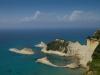 Korfu, Am Cap Drastis