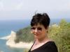 Korfu, Ines am Cap Drastis