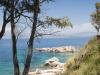 Korfu, Bei Kassiopi aufgenommen