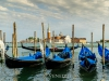 Gondeln, Venedig 2018