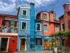 2018, Bunte Häuser in Burano