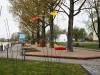 Weidenstrandkörbe und Relaxzonen an der Havel