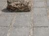 Variationen mit Steinmaterialien